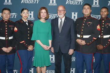 Dana Delany 2nd Annual Variety Salute To Service