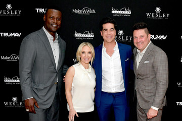 Dana Perino Waiting For Wishes Celebrity Waiters Dinner With Kevin Carter & Jay DeMarcus