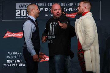Dana White UFC 205: Press Conference