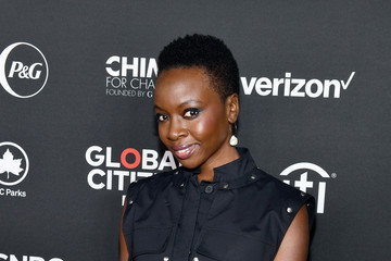 Danai Gurira 2018 Global Citizen Festival: Be The Generation - VIP Lounge