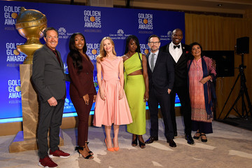 Danai Gurira 76th Annual Golden Globe Nominations Announcement