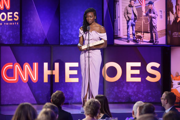 Danai Gurira 12th Annual CNN Heroes: An All-Star Tribute - Show