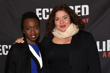 Danai Guriral 'Eclipsed' on Broadway Preview