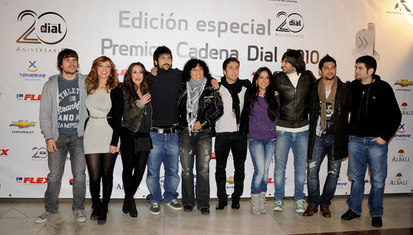 'Cadena Dial 2010 Awards' Press Conference