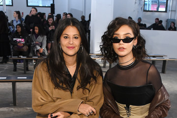 Dani Michelle R13 - Front Row - February 2018 - New York Fashion Week