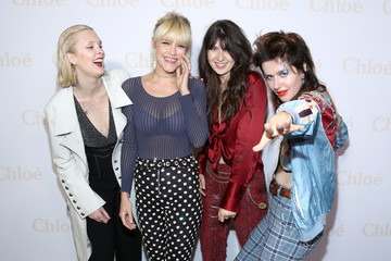 Dani Miller Flaunt And Chloé Celebrate A Change Of Seasons With Charli XCX