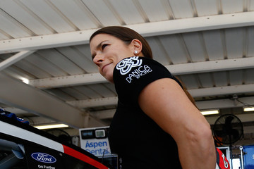 Danica Patrick Phoenix International Raceway - Day 2