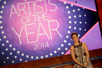 Danica Patrick CMT Artists of the Year