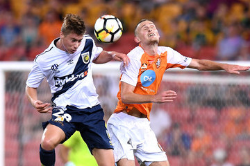 Daniel Bowles A-League Rd 25 - Brisbane vs. Central Coast