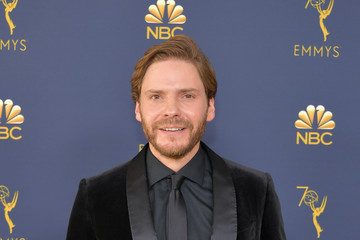 Daniel Bruhl 70th Emmy Awards - Arrivals