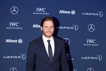 Daniel Bruhl Red Carpet -  2016 Laureus World Sports Awards - Berlin