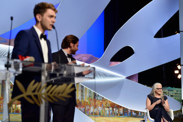 Daniel Bruhl Closing Ceremony - The 67th Annual Cannes Film Festival