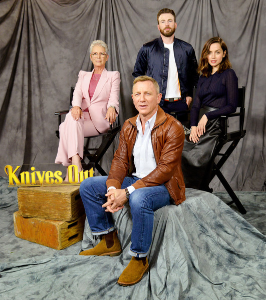 Photocall For Lionsgates' 'Knives Out'