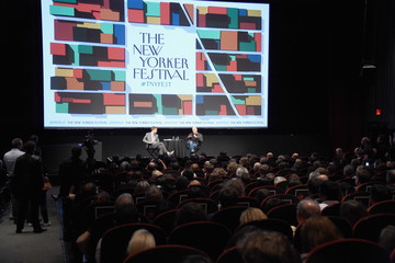Daniel Craig The New Yorker Festival 2016 - Daniel Craig talks With Nicholas Schmidle