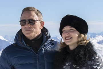 Daniel Craig 'Spectre' Photo Call in Austria