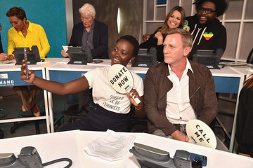 Daniel Craig Hand in Hand: A Benefit for Hurricane Relief - New York