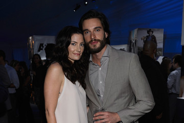 Daniel Ditomasso Inside the A+E Networks Upfront Event in NYC