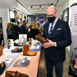 Daniel Friedman Armando Cabral Debuts New Collaboration With Allen Edmonds At Madison Ave Store