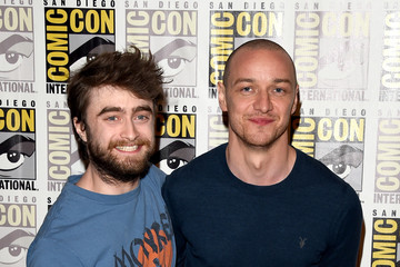 Daniel Radcliffe The 20th Century Fox Press Room at Comic-Con International 2015