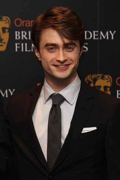 Daniel Radcliffe - BAFTA Awards 2012 - Nominations Photocall