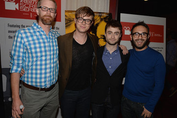 """Daniel Radcliffe Dane DeHaan 2013 Variety Screening Series Presents Sony Pictures Classics' """"Kill Your Darlings"""""""