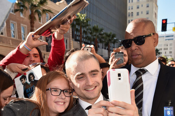 Daniel Radcliffe Daniel Radcliffe Honored With Star on the Hollywood Walk of Fame