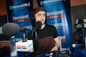 Daniel Radcliffe SiriusXM Broadcasts from Comic-Con