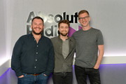 Daniel Radcliffe Visits Absolute Radio