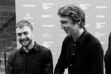 Daniel Radcliffe Alternative Views - 2016 Sundance Film Festival
