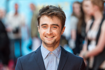 Daniel Radcliffe 'What If' Premieres in London