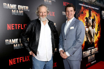 Daniel Stern The Premiere Of Netflix Film 'Game Over, Man!' At The Regency Village Westwood In Los Angeles