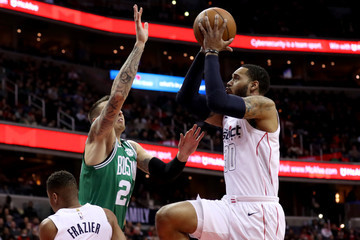 Daniel Theis Boston Celtics v Washington Wizards