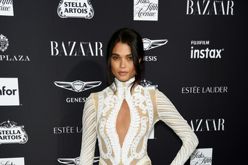 Daniela Braga Harper's BAZAAR Celebrates 'ICONS' At The Plaza Hotel