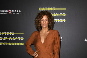 """Daniela Ganoza World Premiere Of """"Eating Our Way To Extinction"""" - Arrivals"""