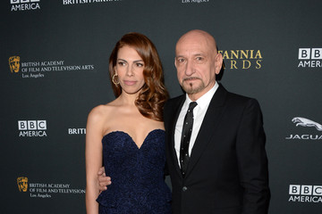 Daniela Lavender Stars at the BAFTA LA Britannia Awards — Part 4