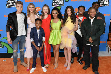 Daniella Perkins Nickelodeon's 2018 Kids' Choice Awards - Red Carpet