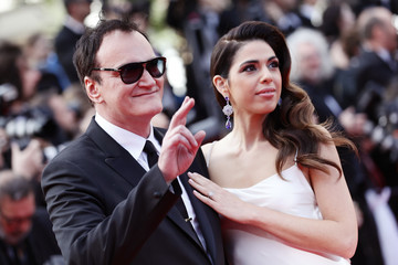 Daniella Pick 'Once Upon A Time In Hollywood' Red Carpet - The 72nd Annual Cannes Film Festival