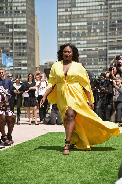 Danielle Brooks much ado about nothing