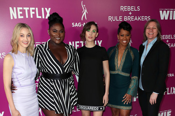 Danielle Brooks Netflix - Rebels And Rules Breakers For Your Consideration Event - Arrivals