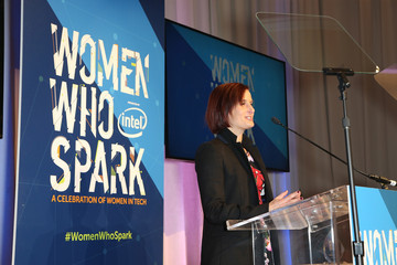 Danielle Brown Women Who Spark Presented by Intel - Awards Luncheon