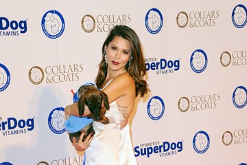 Danielle Bux Battersea Dogs and Cats Home's Annual Collars and Coats Gala - Red Carpet Arrivals
