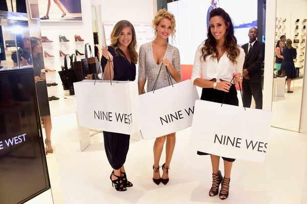 Nine West, InStyle Fall Event Hosted by Jamie Chung [fashion,product,beauty,skin,event,footwear,design,fashion design,eyewear,dress,jamie chung,r,danielle jonas,new york city,nine west,instyle fall event,event]