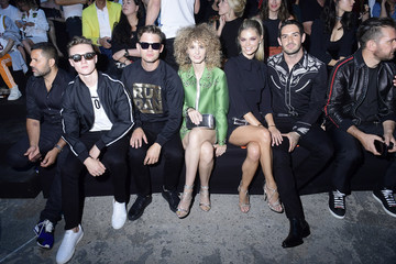 Danielle Knudson Dsquared2 - Front Row - Milan Men's Fashion Spring/Summer 2019