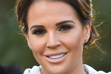 Danielle Lloyd Bear Grylls 'Global First Adventure Attraction' Launch