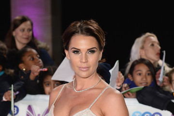 Danielle Lloyd Pride Of Britain Awards 2018 - Red Carpet Arrivals