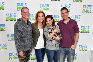 Danielle Monaro Kathie Lee Gifford Visits 'The Elvis Duran Z100 Morning Show'