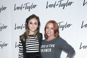 Danielle Monaro Lord & Taylor NYC 2016 Holiday Windows Unveiling With Daya