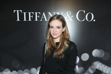 Danielle Panabaker Tiffany HardWear Los Angeles Preview With the Art of Elysium