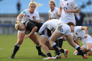 Danielle Waterman England Women v New Zealand Women - Old Mutual Wealth Series