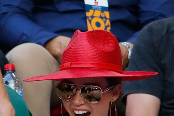 Dannii Minogue 2018 Australian Open - Day 13